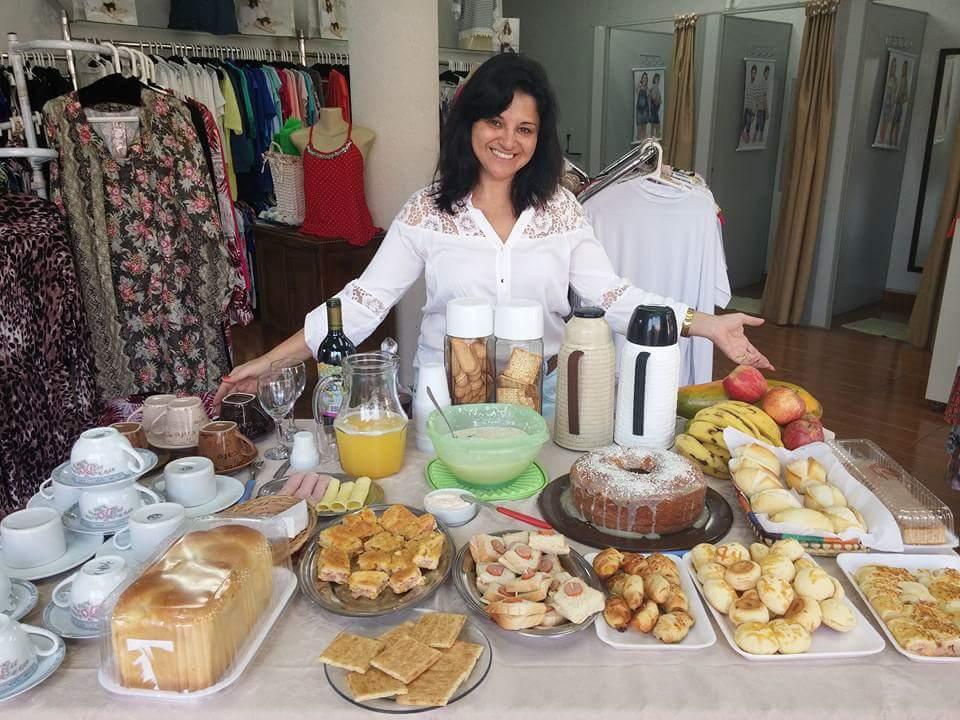 Vera Lúcia e sua arte de fidelizar o cliente