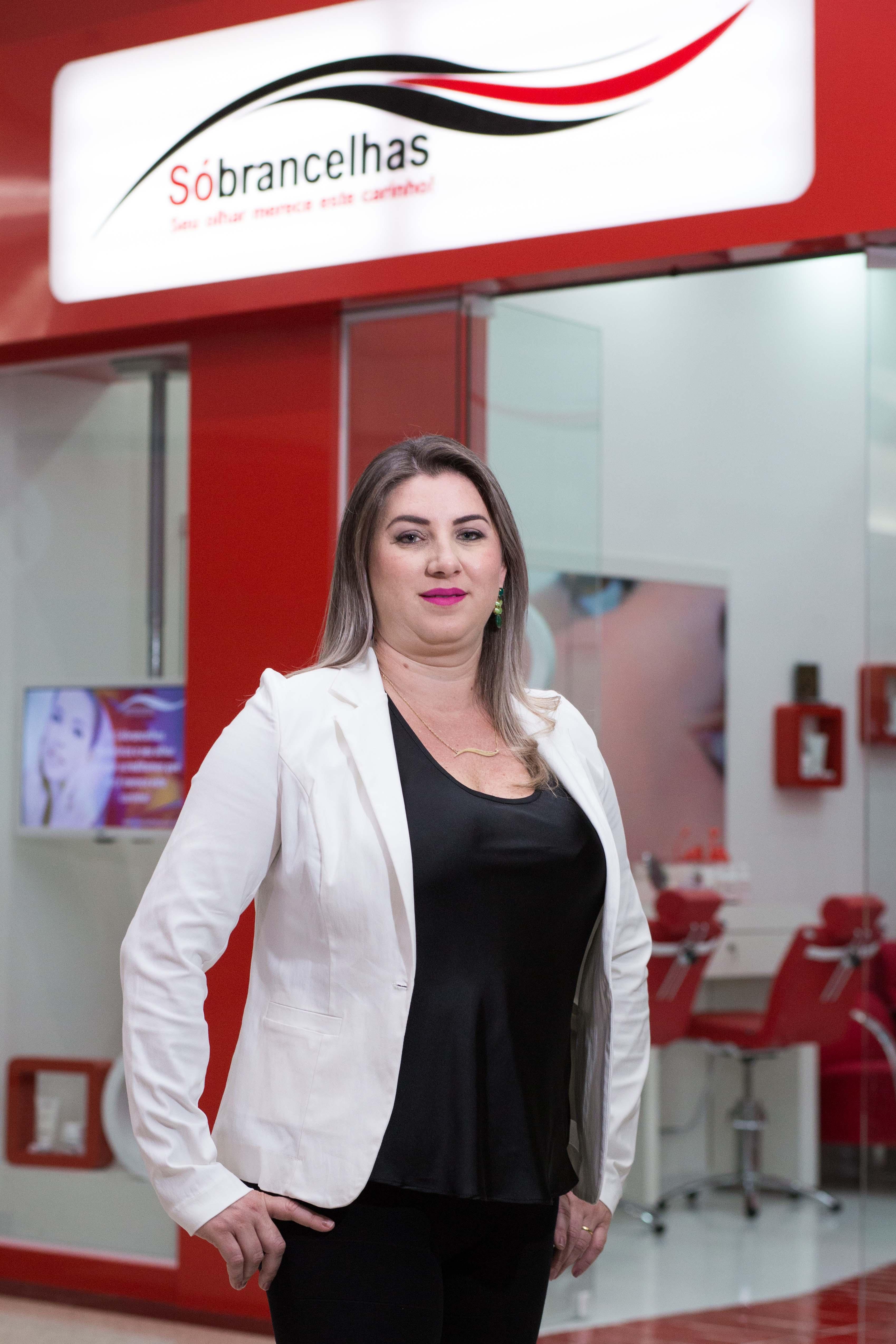 Os segredos de Luzia Costa para criar uma grande rede de franquias