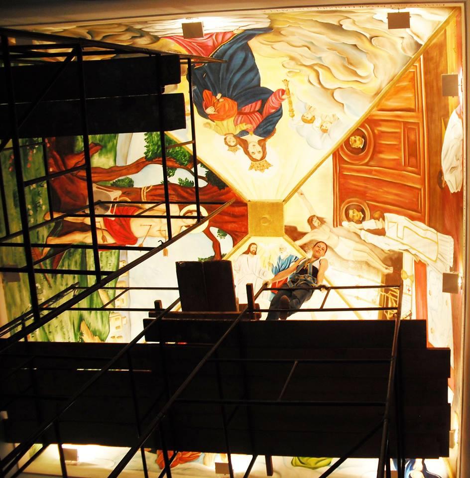 Mari Rodrigues: a arte como viver de arte