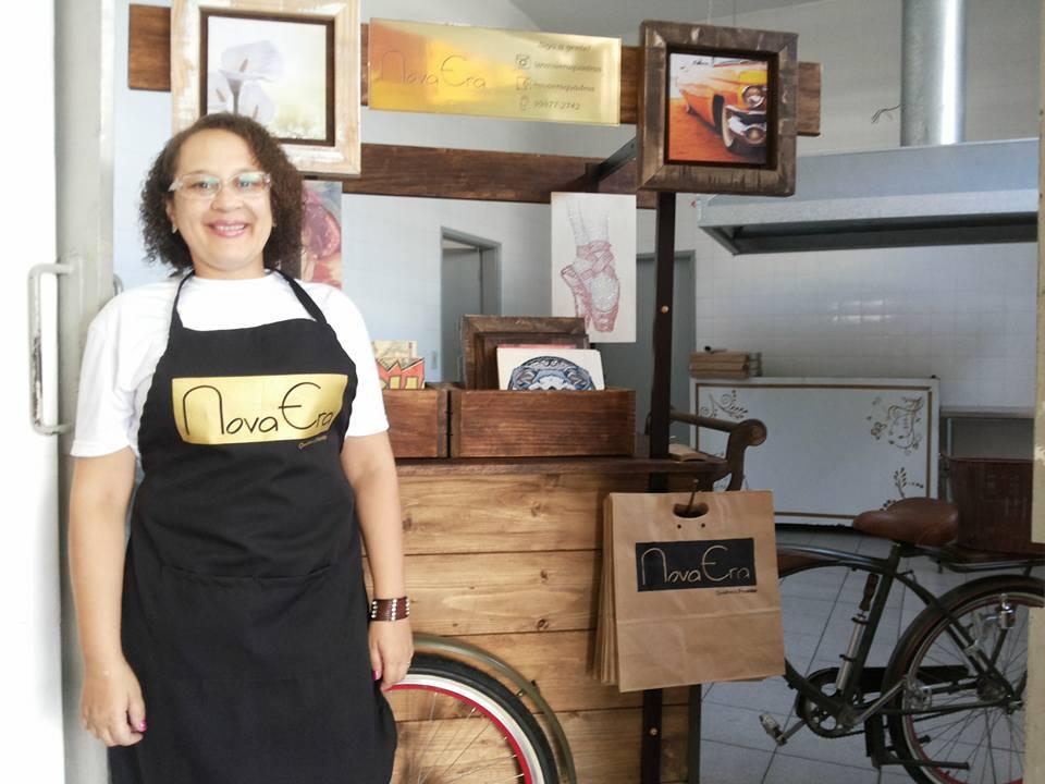 A importância das parcerias na história de Luciana Bucalo
