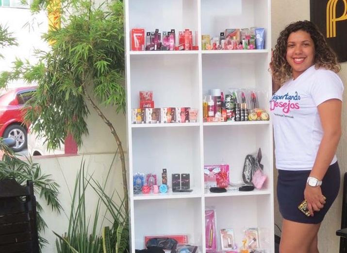 """Tatiana Silva: """"ao vender um produto erótico, vendo saúde"""""""