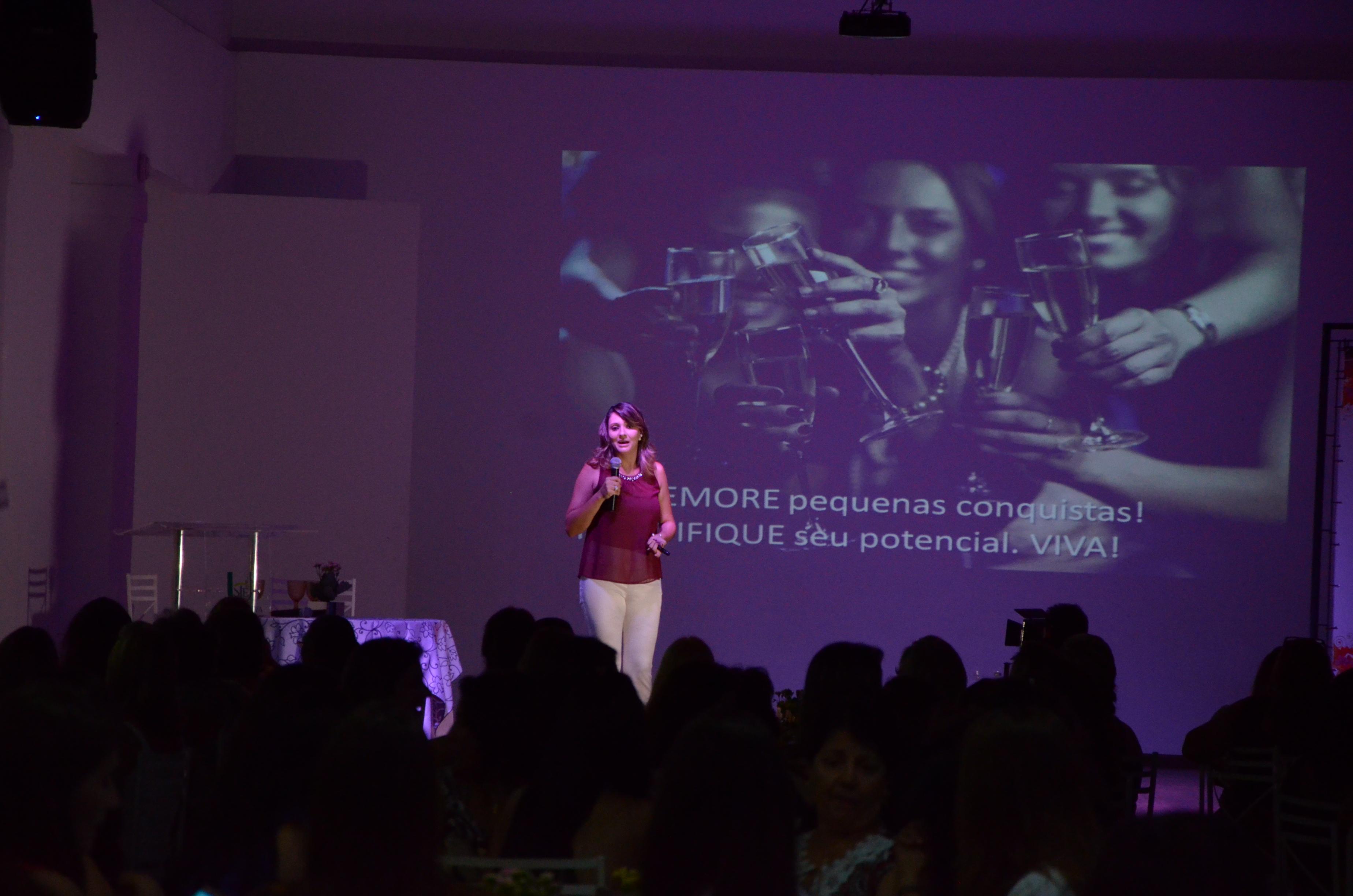 Juliane Vasconcelos: um show de resiliência