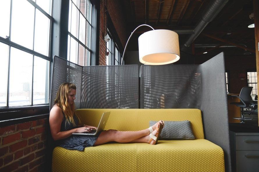 Como ser produtiva trabalhando em casa?