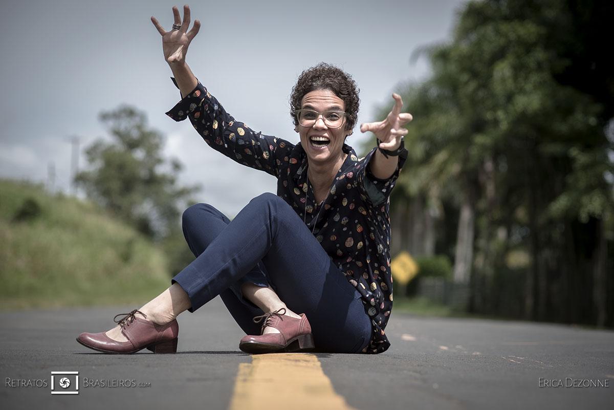 Da terra para a internet: conheça a Érica Araium, do Diálogos Comestíveis