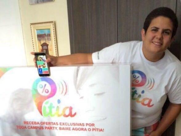 Com aplicativo Pitia, Gabriela Salomão ajuda varejistas a vender mais