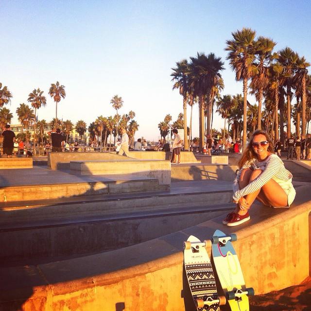 De olho no exterior, Karmel Liedmann dá personalidade ao Skate Feminino brasileiro