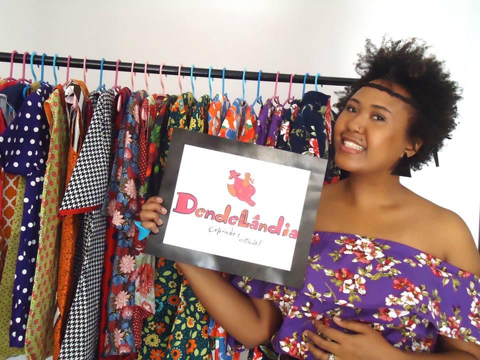 Vanessa Silva traz moda e multiculturalidade para roupas infantis