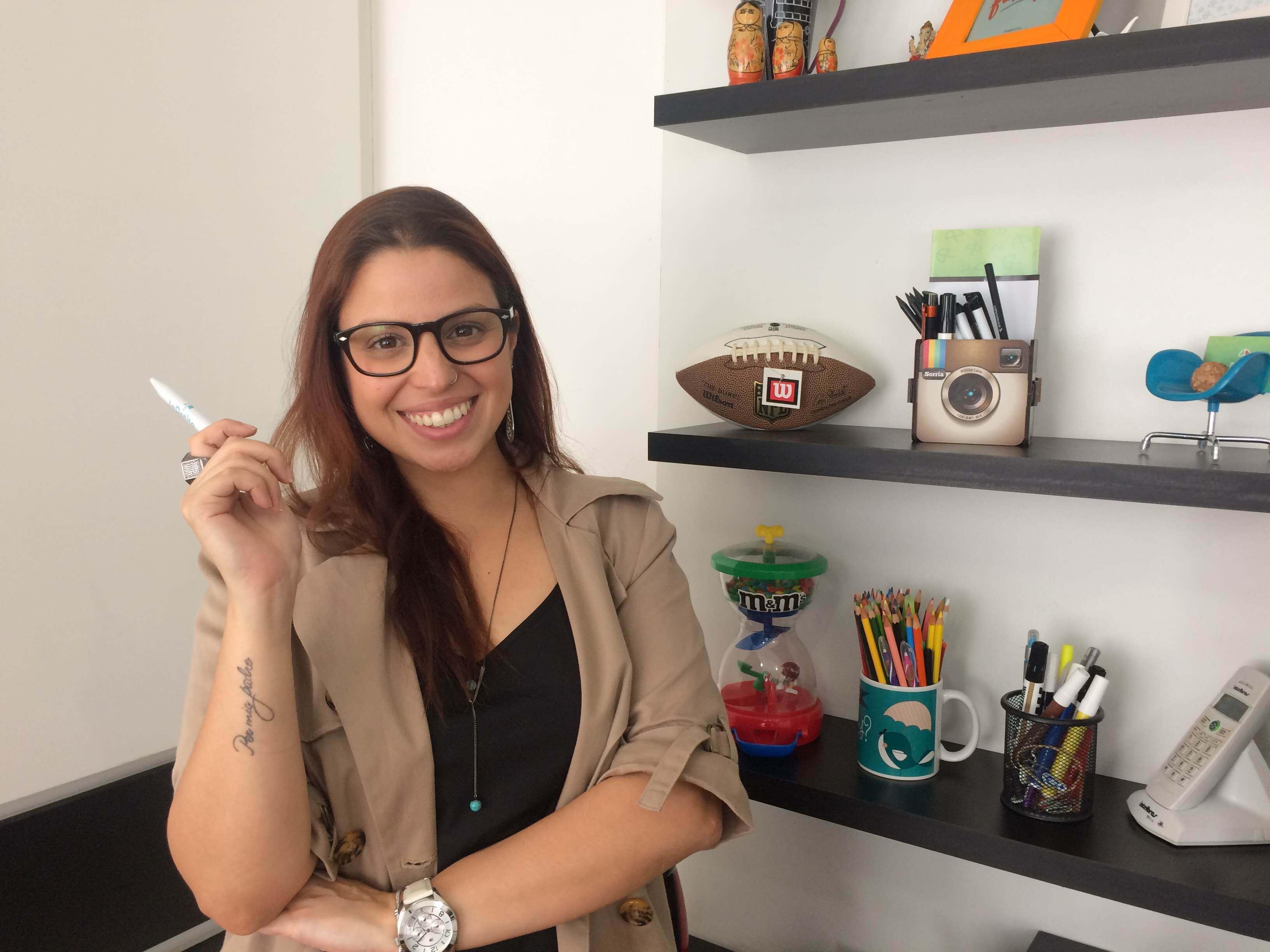"""Tatiana Garcia: """"Se não tentarmos, nunca saberemos se daria certo"""""""