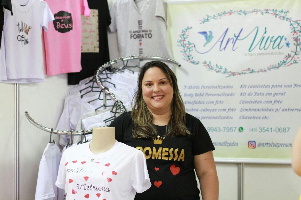 """Anne Oliveira, da ArtViva: """"A curiosidade me fez empreender"""""""