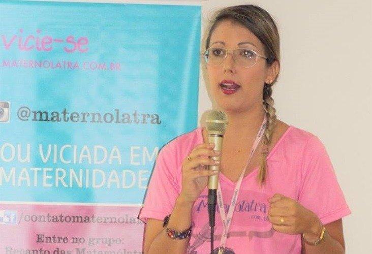 Viciada em maternidade, Stéphanie Brasil transformou o sonho em empreendimento