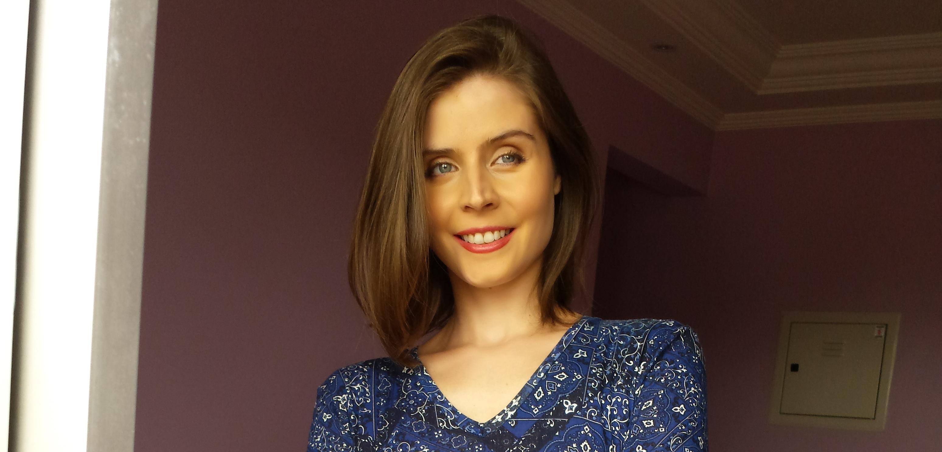 Amanda Banffy e os desafios de empreender como produtora teatral