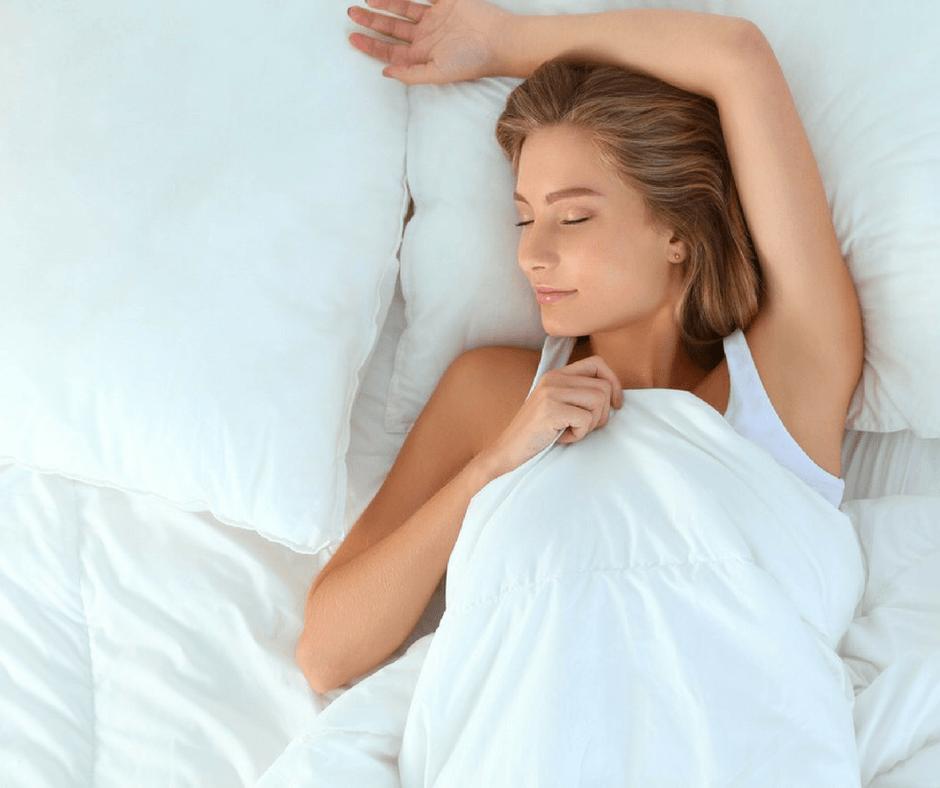 A importância da alimentação para um sono de qualidade