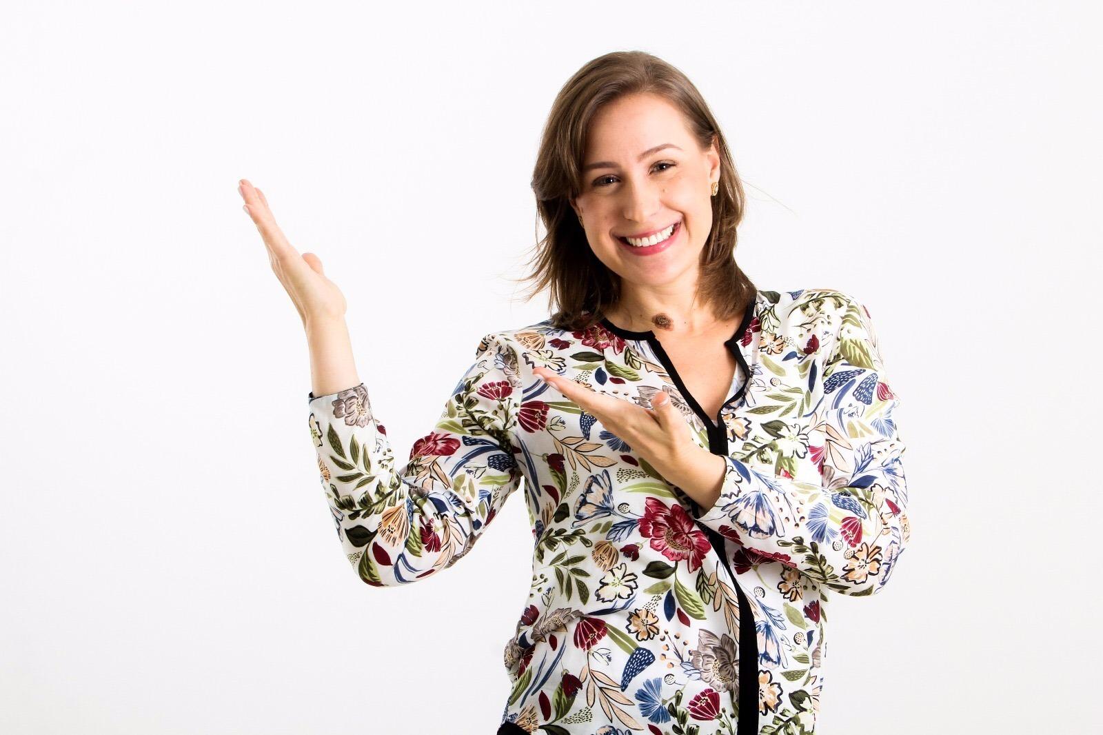 """Tatiana Reis: """"Coaching é um caminho que nos permite auxiliar o crescimento do outro"""""""